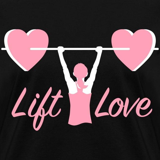 Lift Love Women's Standard Tee