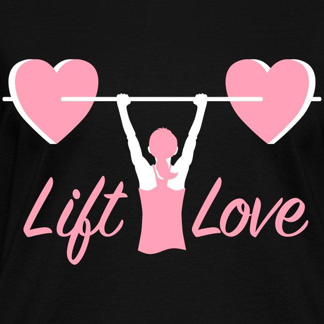 Lift Love Women's V-Neck