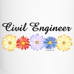 Civil Engineer Asters Bottles & Mugs - Travel Mug