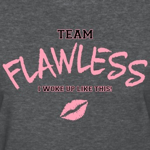 TEAM FLAWLESS Women's T-Shirts - Women's T-Shirt