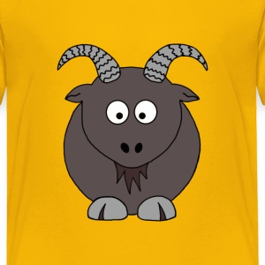 Billy Goat - Toddler Premium T-Shirt