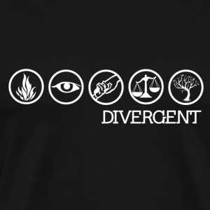 Divergent Factions - Men's Premium T-Shirt