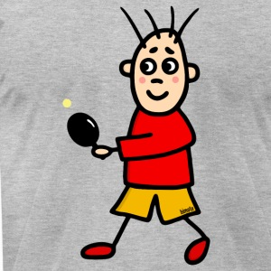 Tischtennis - Ping pong T-Shirts - Men's T-Shirt by American Apparel
