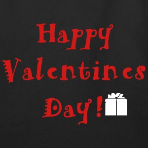 happy_valentines_gift2 Bags & backpacks - Eco-Friendly Cotton Tote