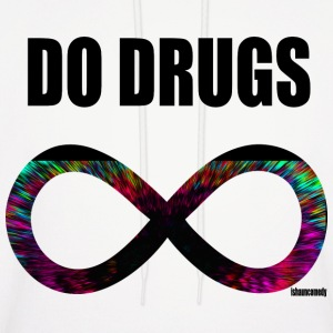 Do Drugs Infinity - Men's Hoodie