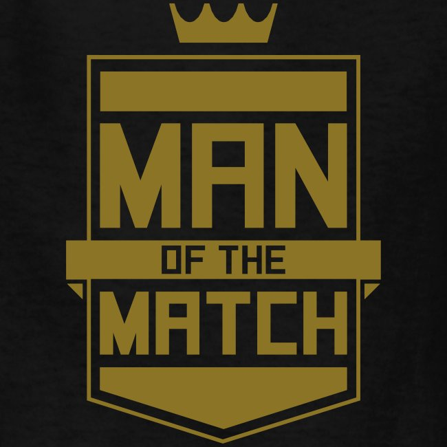Man of the Match Youth Tee