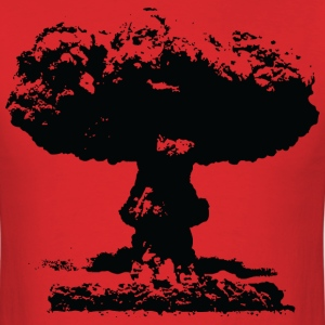 Mushroom Cloud T-Shirts - Men's T-Shirt