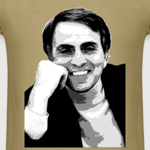 Carl Sagan - Men's T-Shirt