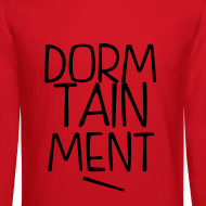 Design ~ Men Dt underscore sweatshirt
