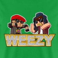 Design ~ Men's T Shirt: WEEEEEZY!