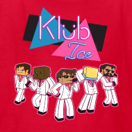 Design ~ Kid's T Shirt: WELCOME TO KLUB ICE!