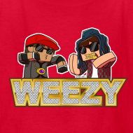 Design ~ Kid's T Shirt: WEEEEEZY!!