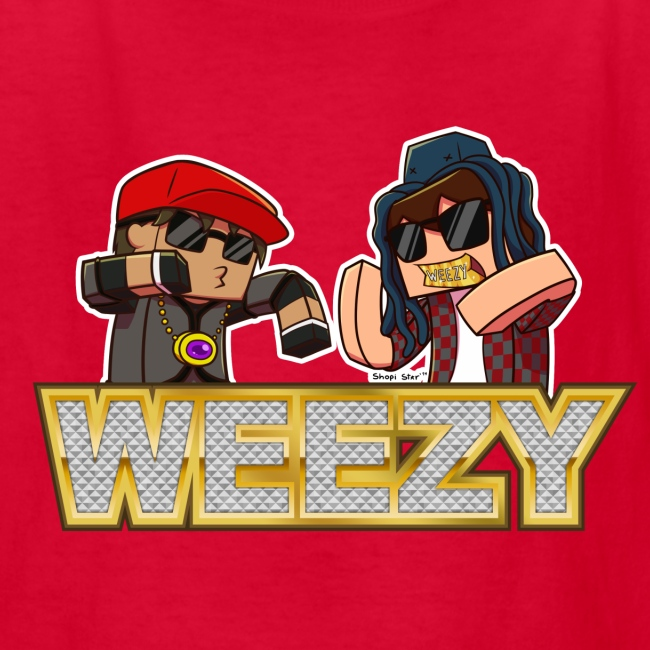 Kid's T Shirt: WEEEEEZY!!