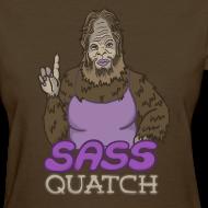 Design ~ Sassquatch (w)
