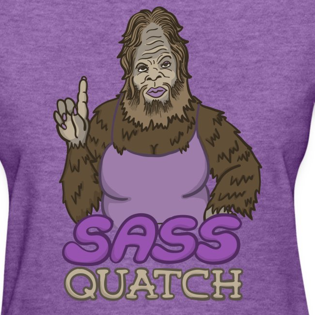 Sassquatch (w)