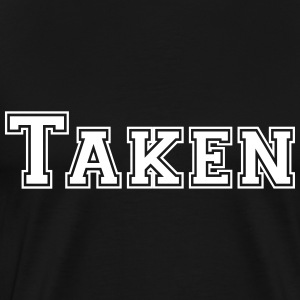 Taken T-Shirts - Men's Premium T-Shirt