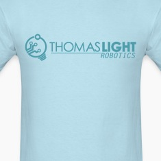 Thomas Light 1 T-Shirts