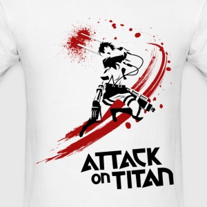 Eren Attack T-Shirts - Men's T-Shirt