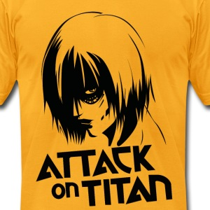 Titan Annie 2 T-Shirts - Men's T-Shirt by American Apparel