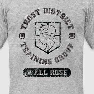 Trost training T-Shirts - Men's T-Shirt by American Apparel