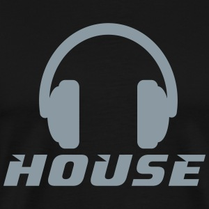 House Music T-Shirts - Men's Premium T-Shirt