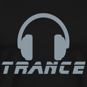 Trance Music T-Shirts - Men's Premium T-Shirt