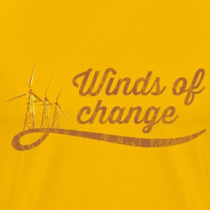 Winds of change men's t-shirt - Men's Premium T-Shirt
