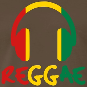 Reggae Music T-Shirts - Men's Premium T-Shirt