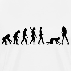 Evolution marriage T-Shirts