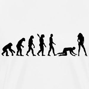 Evolution marriage T-Shirts - Men's Premium T-Shirt