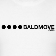 Design ~ Bald Move - Black Logo