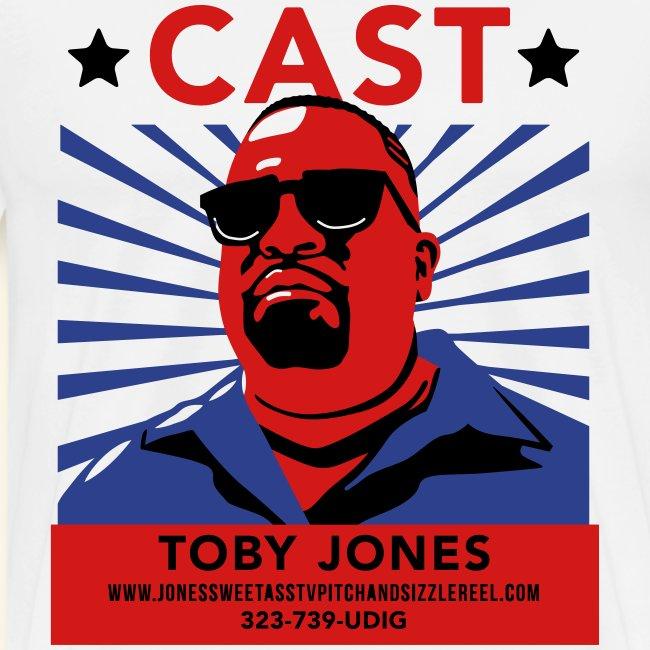 Cast Toby! Fancy-style Mens