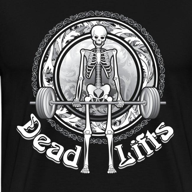 Dead Lifts Premium Men's Tee