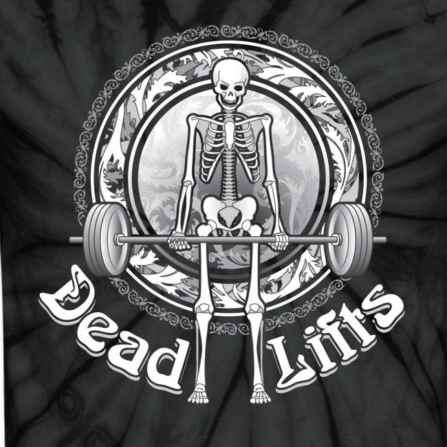 Dead Lifts Tie Dye Unisex