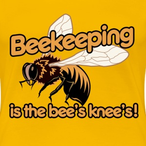 Beekeeping - Women's Premium T-Shirt