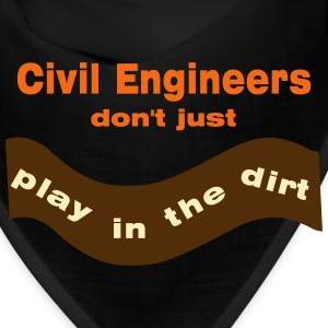 Civil Engineers Play Caps - Bandana