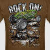 Rock On Rock Bouncer T-Shirts - Men's T-Shirt