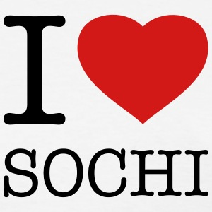 I LOVE SOCHI - Women's T-Shirt