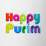 Design ~ Happy Purim Mug