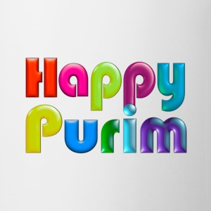 Happy Purim Mug - Coffee/Tea Mug
