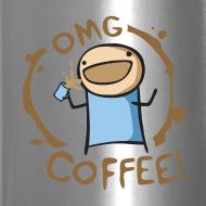 Design ~ OMG COFFEE! Travel Mug