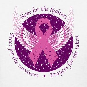 Hope For Fighters Women's T-Shirts - Women's T-Shirt