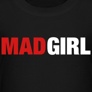 mad girl Kids' Shirts - Kids' Premium T-Shirt