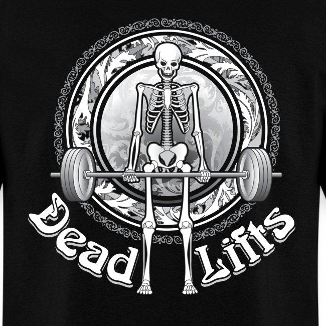 Dead Lifts Standard Tee BACK