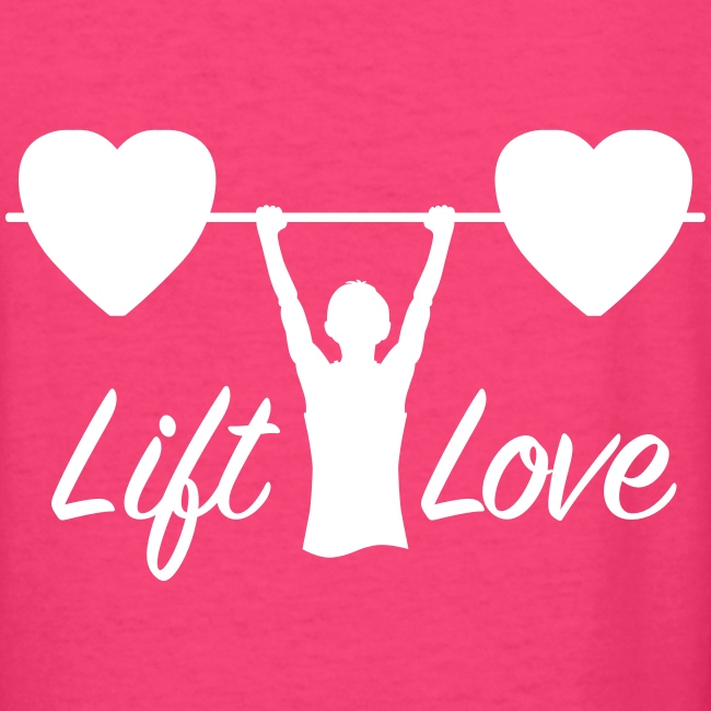 Lift Love V-Neck BACK