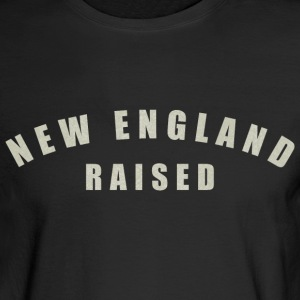 New England Raised  Long Sleeve Shirts - Men's Long Sleeve T-Shirt