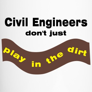 Civil Engineers Play Bottles & Mugs - Travel Mug