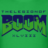 Design ~ The Legion of Boom