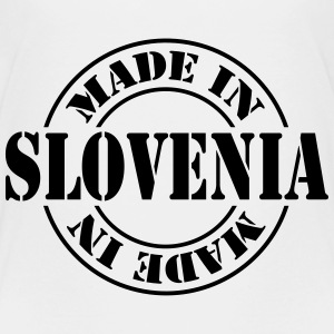 made_in_slovenia_m1 Baby & Toddler Shirts - Toddler Premium T-Shirt