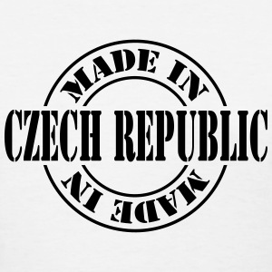 made_in_czech_republic_m1 Women's T-Shirts - Women's T-Shirt